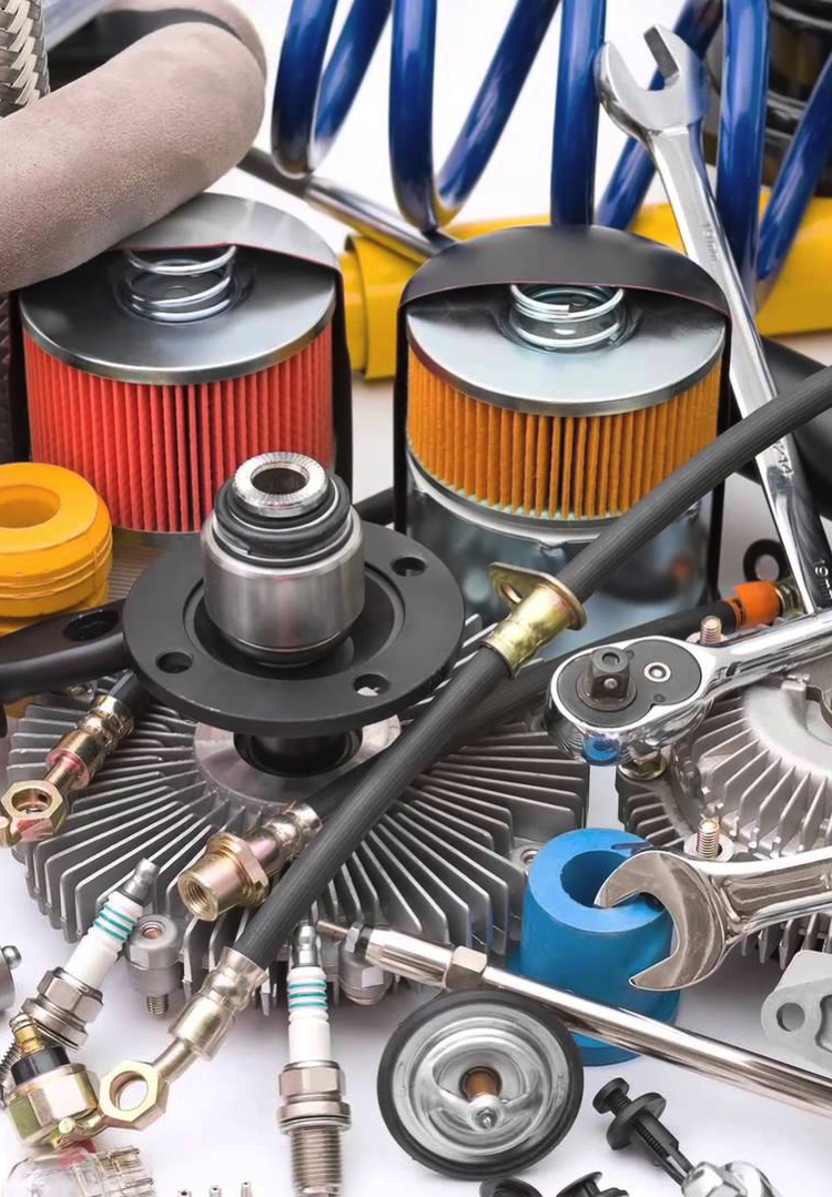 Parts at South Florida Auto Sales and Repair in Tampa